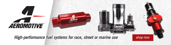 Shop Aeromotive at Quarter-Max!