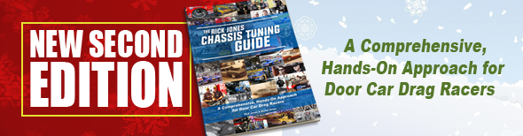 The Rick Jones Chassis Tuning Guide